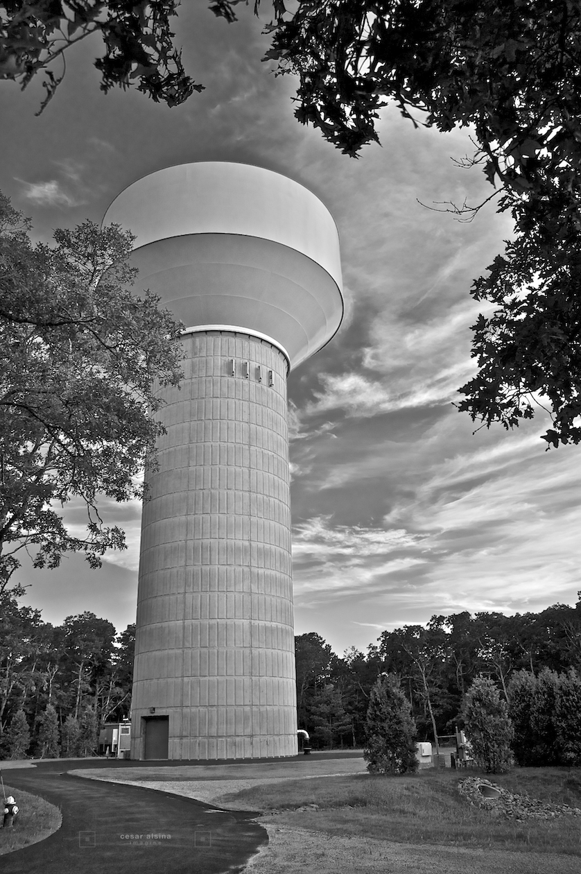 Water Tank in Plymouth, MA