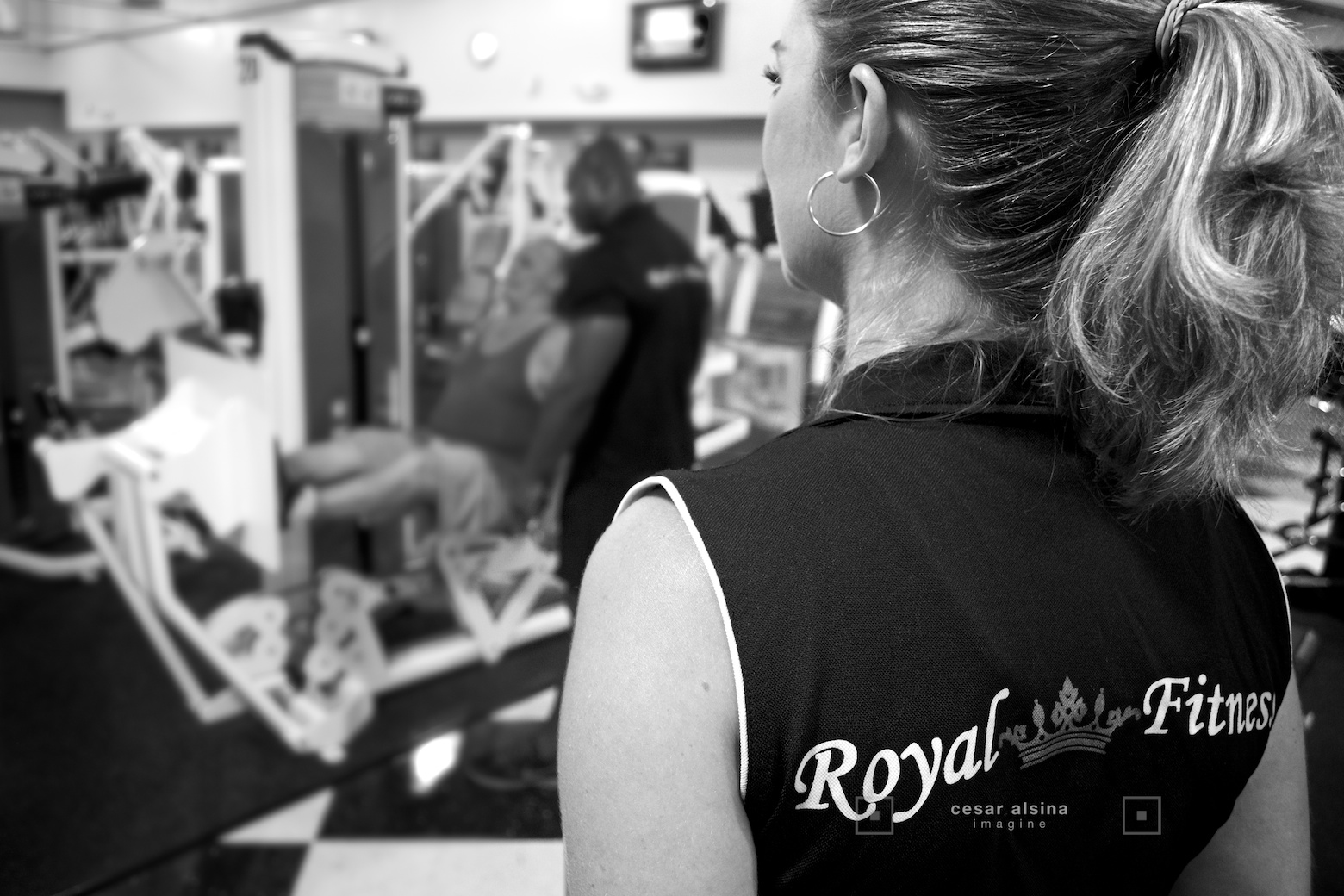 Royal Fitness Gym Training