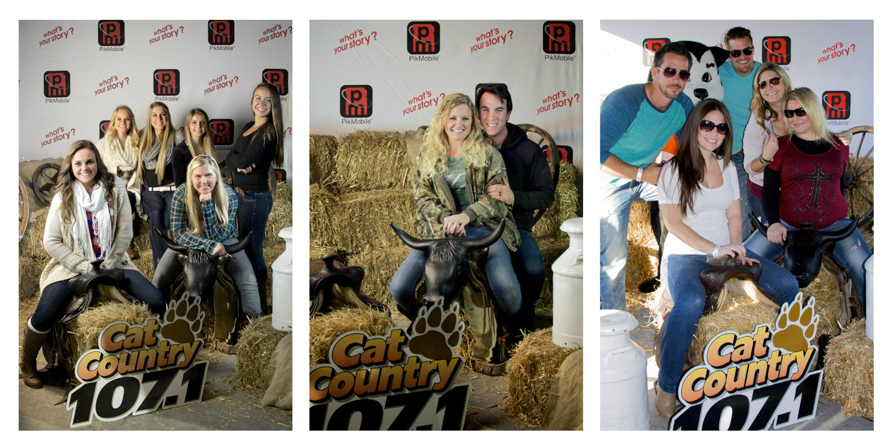 Country Bash Photo Booth © 2014 cesar alsina
