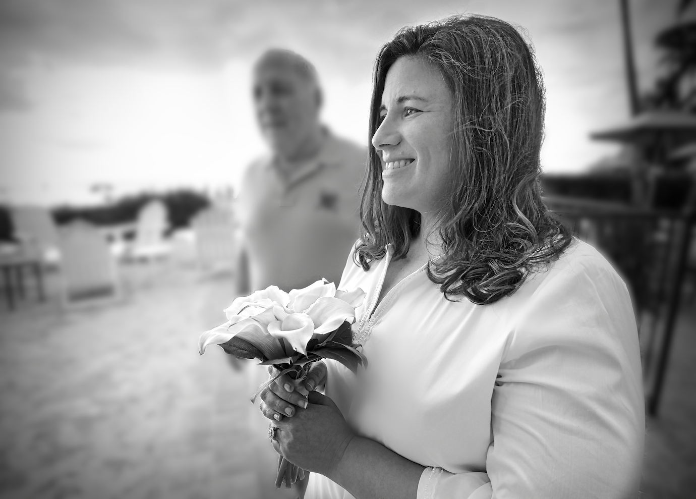 Wedding Sunset at La Playa - Naples Portrait Photography