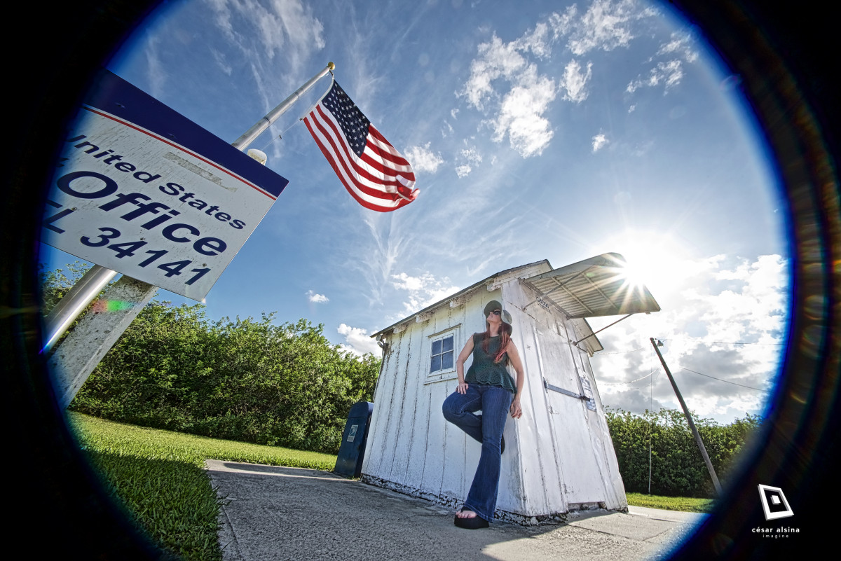 38000 Tamiami Trail: The smallest USA post office